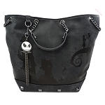 Disney Loungefly Bucket Charm Bag - The Nightmare Before Christmas