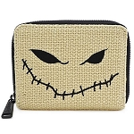 Disney Loungefly Bag - Oogie Boogie - Burlap Wallet
