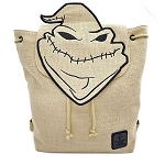 Disney Loungefly Bag - Oogie Boogie - Burlap Backpack