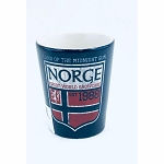 Disney Shot Glass - Norge Land of the Midnight Sun - Epcot Norway
