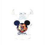 Disney Shot Glass - Mickey Mouse - Epcot World Showcase - China