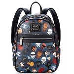 Disney Loungefly Bag - The Rise of Skywalker - Mini Backpack