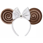 Disney Minnie Mouse Ear Headband - Princess Leia by Ashley Eckstein - Her Universe - Limited Release