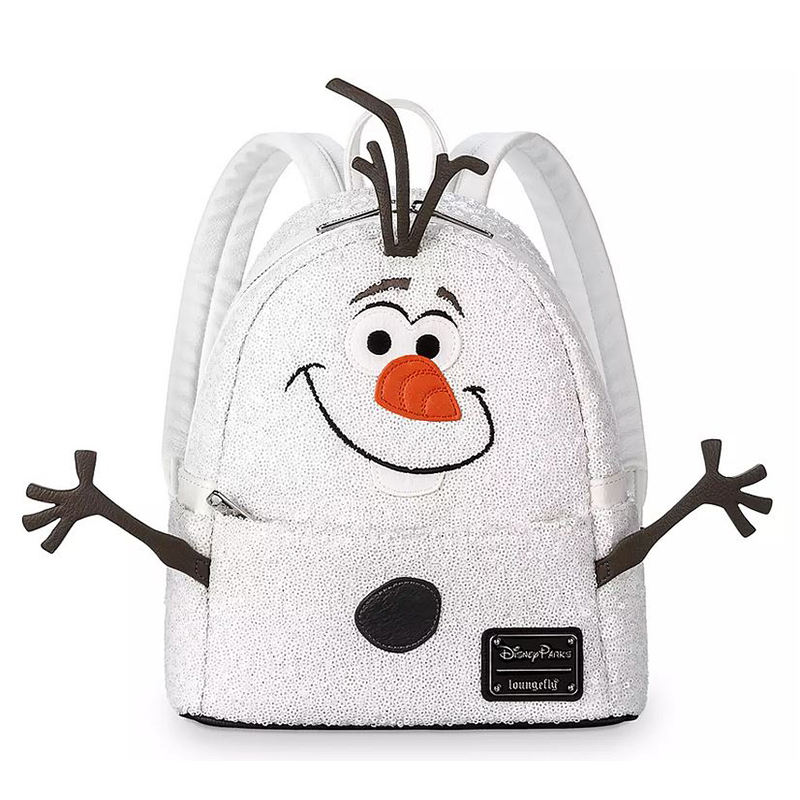 Disney Loungefly Bag - Olaf - Frozen - Mini Backpack