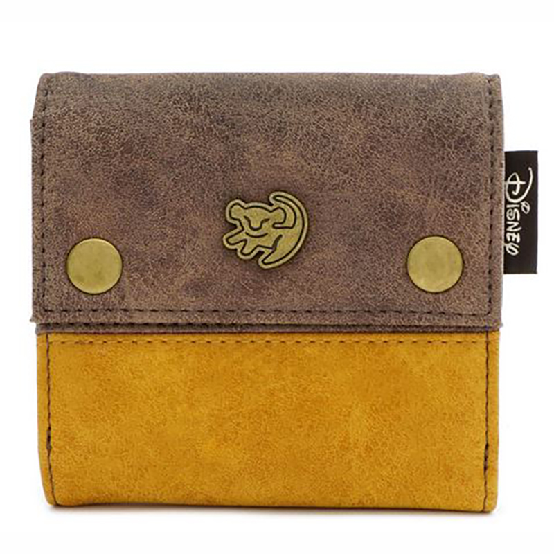 Official Loungefly x Disney The Lion King Printed Wallet