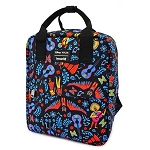 Disney Loungefly Bag - Coco - Nylon Square Backpack