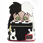 Disney Loungefly Mini Backpack - Cruella De Vil Cosplay