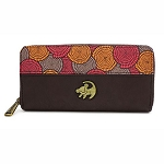 Disney Loungefly Bag - Simba Lion King African Floral Print Wallet