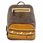 Disney Loungefly Bag - Simba - The Lion King - Tribal Backpack