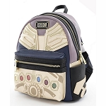 Disney Loungefly Bag - Marvel Infinity Gauntlet - Mini Backpack