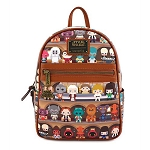 Disney Loungefly Bag - Star Wars Cantina - Mini Backpack