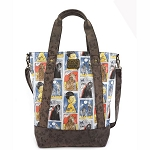 Disney Loungefly Bag - Star Wars Cards - Tote