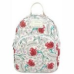 Disney Loungefly Bag - Little Mermaid Ariel - Mini Backpack