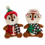 Disney Plush Set - Chip & Dale Holiday 2019 - Yuletide Farmhouse