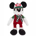 Disney Plush - Mickey Mouse Holiday 2019 - Yuletide Farmhouse - 13''