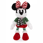 Disney Plush - Minnie Mouse Holiday 2019 - Yuletide Farmhouse - 13''