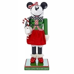 Disney Holiday Nutcracker Figure - Minnie Mouse - Yuletide Farmhouse