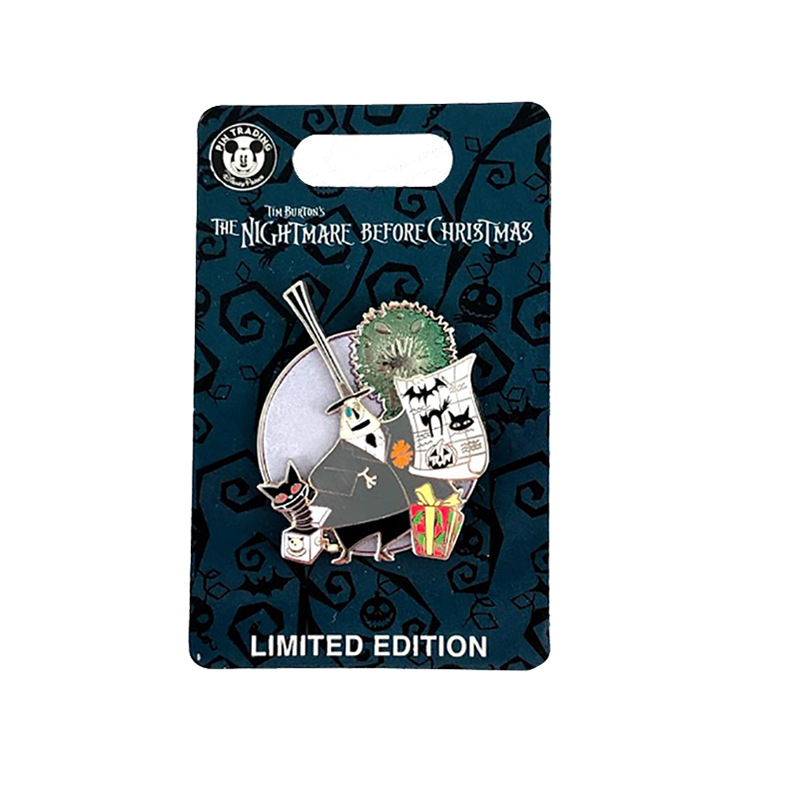 Disney Pin - The Mayor - The Nightmare Before Christmas
