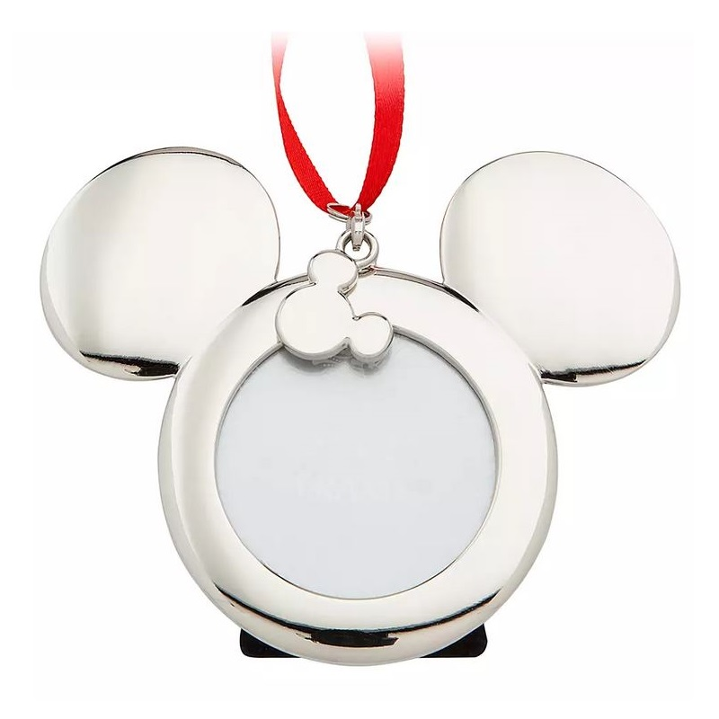 Disney Frame Ornament - Mickey Mouse Icon