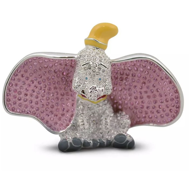 Disney Arribas Jeweled Figurine - Dumbo