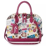 Disney Dooney & Bourke Zip Satchel Bag - Disney Vacation Club