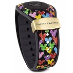 Disney MagicBand 2 Bracelet - Mickey Mouse Balloons - Limited Release
