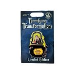 Disney Pin - Evil Queen / Old Hag  - Terrifying Transformations