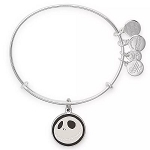 Disney Alex & Ani bracelet - Jack Skellington & Sally - The Nightmare Before Christmas