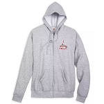 Disney Adult Hoodie - Mickey Mouse & Friends Winter Holiday