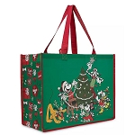Disney Reusable Tote - Mickey Mouse & Friends Holiday 2019