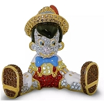 Disney Arribas Jeweled Figurine - Pinocchio - Limited Edition