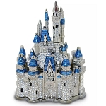 Disney Arribas Jeweled Figurine - Cinderella Castle