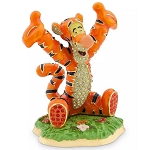 Disney Arribas Jeweled Figurine - Tigger