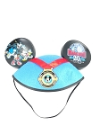 Disney Mickey Mouse Ear Hat - Walt Disney World Marathon 20th Anniversary