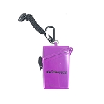 Disney Waterproof Credit Card & ID Holder - Large - Purple