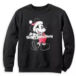 Disney Boys Sweatshirt - Mickey Mouse Holiday