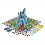 Disney Board Game - Monopoly - Theme Park Edition