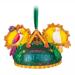 Disney Ornament - Enchanted Tiki Room Ear Hat