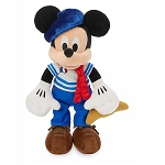 Disney Plush - Epcot World Showcase FRANCE - Mickey Mouse Parisian - 13''