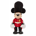 Disney Plush - Epcot World Showcase UNITED KINGDOM - Mickey Mouse Queen's Guard - 16''