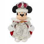 Disney Plush - Epcot World Showcase UNITED KINGDOM - Minnie Mouse Queen - 15''