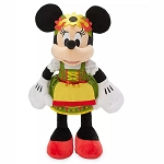 Disney Plush - Epcot World Showcase GERMANY - Minnie Mouse Bavarian - 13''