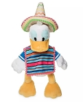 Disney Plush - Epcot World Showcase MEXICO - Donald Duck Caballero - 13''