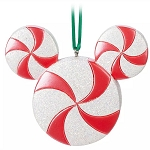Disney Ornament - Mickey Mouse Peppermint
