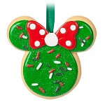 Disney Ornament - Minnie Mouse Cookie