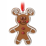 Disney Ornament - Mickey Mouse Gingerbread Cookie