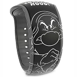 Disney MagicBand 2 Bracelet - Grumpy Current Mood