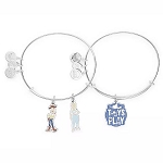 Disney Alex & Ani Bracelet Set - Woody & Bo Peep - Toy Story