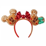 Disney Minnie Mouse Ear Headband - Mickey & Minnie Mouse Gingerbread