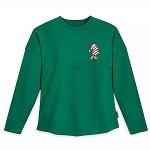 Disney Child's Shirt - Spirit Jersey - Minnie Mouse Holiday Peppermint
